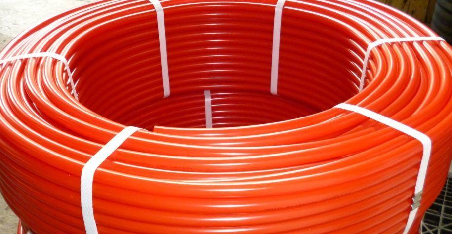 Трубы из сшитого полиэтилена для водяных теплых полов