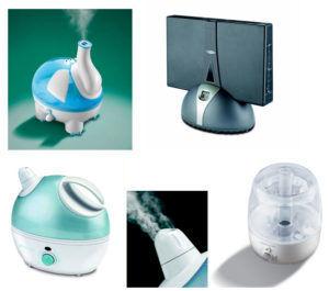 Увлажнитель воздуха различных типов поможет продлить срок службы ламинированного покрытия теплого пола