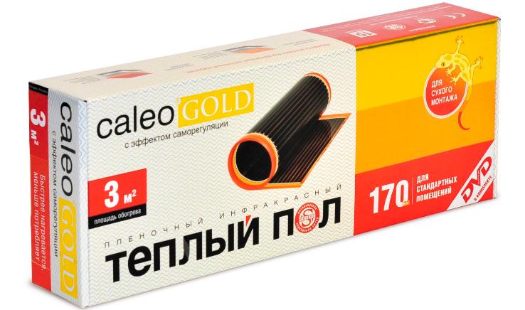 Комплект теплого пола CALEO GOLD