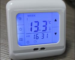 Сенсорный терморегулятор