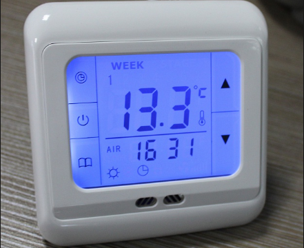 Самостоятельное подключение терморегулятора для теплого пола