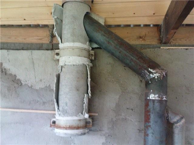 Устройство дымохода для газовых котлов в частных домах